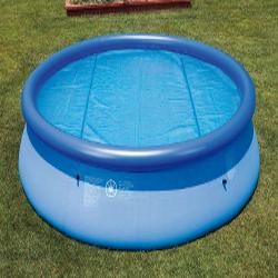 Solárna plachta bazén