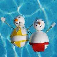 Zimná plachta na bazén